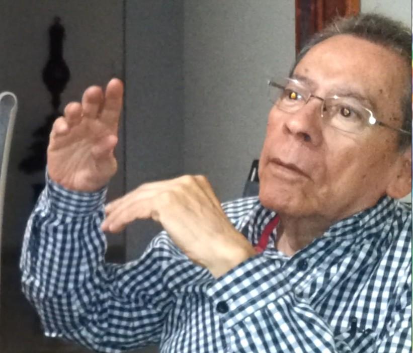 CARLOS SIERRA VEGA, LA VOZ DE COLOMBIA